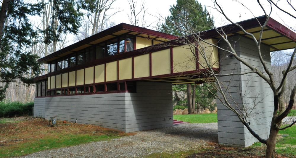 Frank Lloyd Wright House Still For Sale In Willoughby