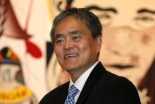 Mark Masuoka, CEO and Executive Director of the Akron Art Museum
