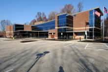 Nordson Corp's new home in Westlake.