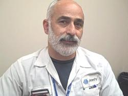 Lebanese native Fadi Al-Ghawi is a transplanted Wilmingtonian