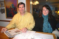 Todd & Pam Zedak are concerned about oil and gas wells edging closer to populated areas in Hudson