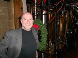 Paul Conway, co-owner of the Great Lakes Brewing Company. (Photo by Brian Bull).