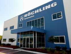 Rochling Automotive's production facility in Akron, Ohio (pic by Brian Bull)