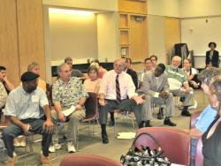 Homeowner tells his foreclosure story at ESOP forum