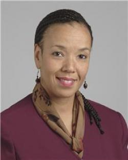 Dr. Tanya Edwards, Director for the Center for Integrative Medicine at the Cleveland Clinic