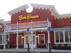 A Bob Evans restaurant in Solon.  Large chains weathered the recession better than most (pic by Brian Bull)