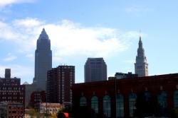 Greater Cleveland area, one of four major metro areas in Northeast Ohio (pic by Brian Bull)