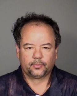 Arrest mugshot for Ariel Castro