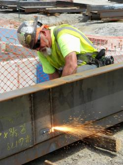 Construction is expected to be a reliable employer in years to come (pic by Brian Bull)