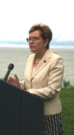 Democratic Congresswoman Marcy Kaptur