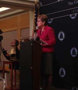Rep. Marcy Kaptur (Nick Castele / ideastream)