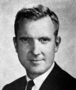 Congressional headshot of  John Gilligan, who later served as Ohio governor (Photo: Wikimedia Commons)