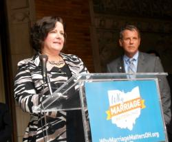 Dawn Hanson, President of the Fairmount Group, says legalizing gay marriage can help businesses (pic by Brian Bull)