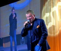 William Shatner at yesterday's event (photo by Brian Bull)