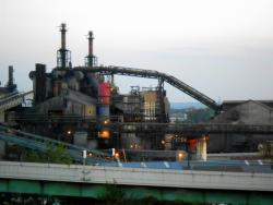 ArcelorMittal Cleveland (pic by Brian Bull)