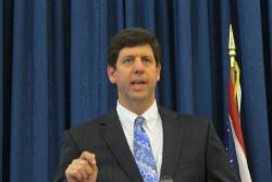 Stephen Dettlebach, U.S. Attorney for Northern Ohio
