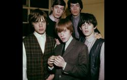 The Rolling Stones in younger days (Popperfoto/Getty Images)