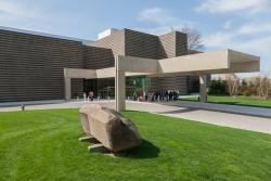 Cleveland Museum of Art North Entrance (photo by David Brichford)