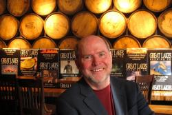 Great Lakes Brewing Company co-founder Pat Conway (pic by Brian Bull)