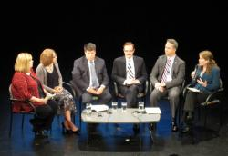 StateImpact Ohio and ideastream's education department presented a panel discussion on the Common Core Monday.