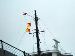 Ship's mast (WCPN stock photo)