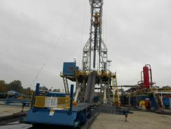 A drilling site in Mahoning County. (ideastream file photo by Michelle Kanu)