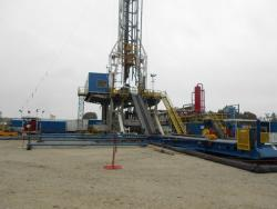 Consol Energy drilling site in Mahoning County. (ideastream file photo by Michelle Kanu)