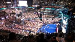The 2012 Democratic National Convention in Charlotte, N.C. (Flickr: Steve Bott)