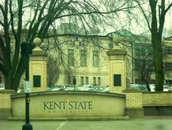 WCPN stock photo of Kent State.