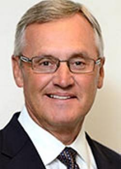 University of Akron Vice President Jim Tressel (courtesy of the University of Akron)