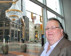 Danny Barnycz, who designed the Playhouse Square makeover, has a reputation that stretches from Chicago to Dubai.