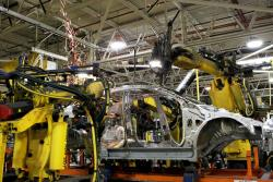 Cruze production line at GM Lordstown (from GM.com)