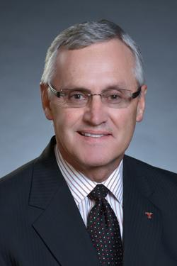 Jim Tressel, from YSU press release.