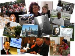 Images from 2013 stories covered by ideastream reporters.