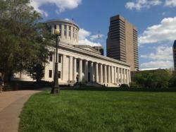 Ohio Statehouse (ideastream file photo by Nick Castele)