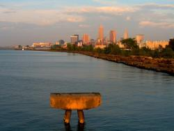 WCPN stock photo of Cleveland.
