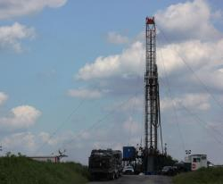 Shale site in Marcellus Shale play region (pic by flickr.com/WCN24/7)