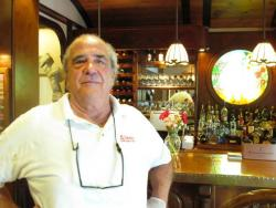 French knight, restaurant owner Stan Wielezynski (Tony Ganzer/WCPN)