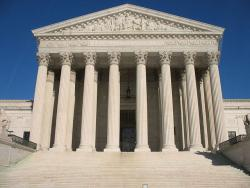 Photo by Kjetil Ree / Wikimedia Commons. http://commons.wikimedia.org/wiki/File:US_Supreme_Court.JPG