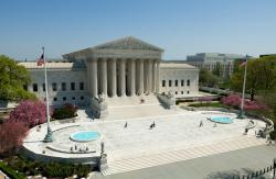 U.S. Supreme Court building (Photo: USCapitol on Flickr. http://www.flickr.com/photos/uscapitol/6323255388/)