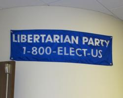 The national Libertarian Party chose Columbus for its 2014 convention.