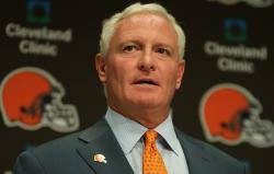 Cleveland Browns Owner Jimmy Haslam also owns Pilot Flying J. (photo courtesy of Lindsay Frumker/News-Herald.com/FLICKR)