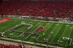 OSU Marching Band -- Flickr.com photo by biscorogus