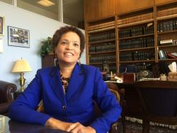 Judge Emanuella Groves (Tony Ganzer/WCPN)