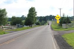 Central Ohio is home to one of the largest Amish populations in the U.S. with an estimated 33,000 living in a six-county area.