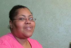 """""""People don't realize how important and how special it is to have insurance,"""" says Carmen Smith."""