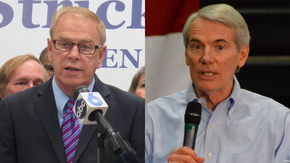 National Democratic groups bailing on Ohio Senate race