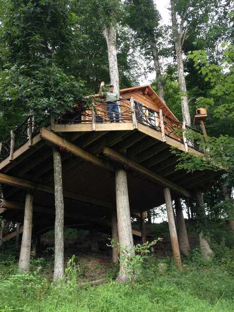 Ohio Resort Owners Branch OutWith Treehouses News Ideastream