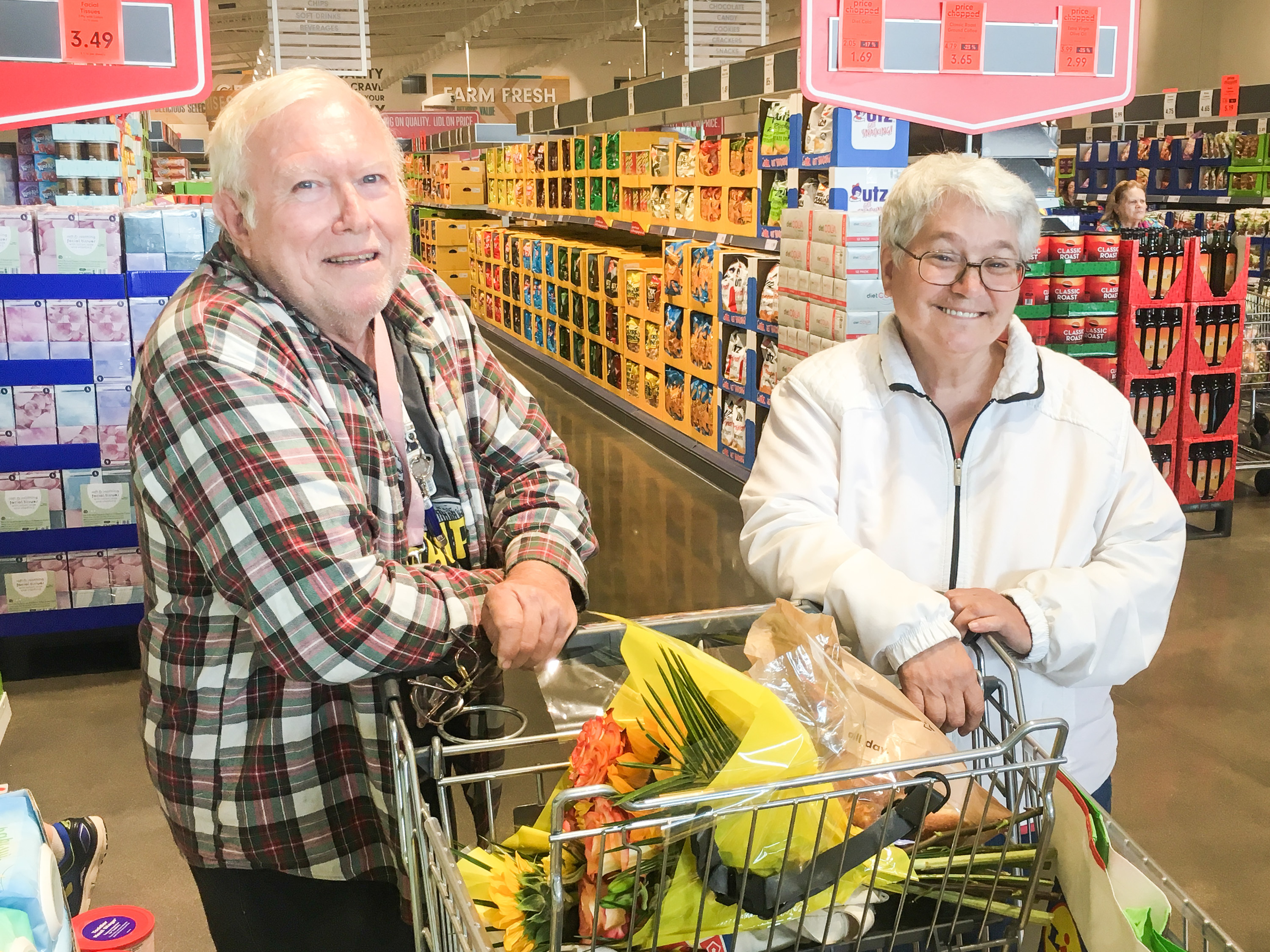 Discount Grocers Aldi And Lidl Give U S  Stores A Run For