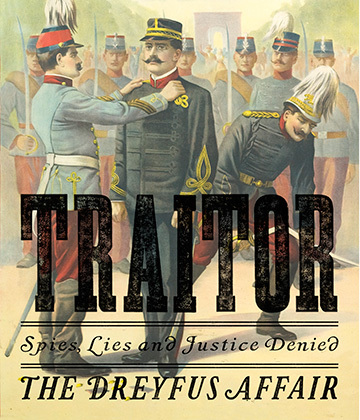 the dreyfus affair Dreyfus affair (drā`fəs, drī–), the controversy that occurred with the treason conviction (1894) of capt alfred dreyfus (1859–1935), a french artillery officer and graduate of the french military academy.